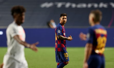 Lionel Messi's time appears to be up after 17 seasons with Barcelona