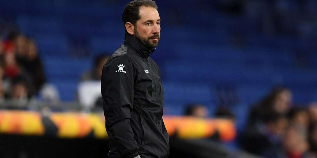 Official | Alavés appoint Pablo Machín as new head coach