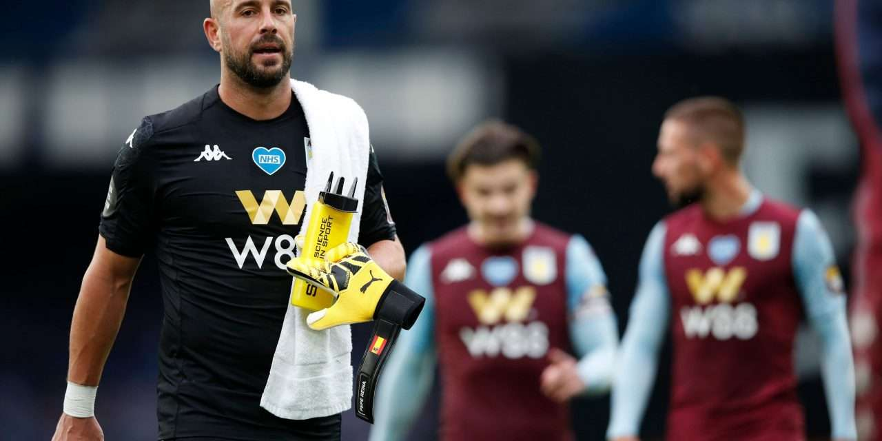 Pepe Reina close to completing move to Lazio