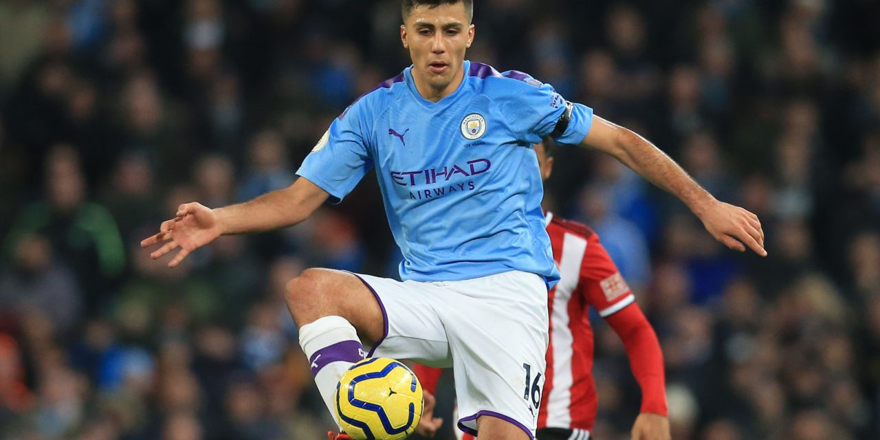 """Rodri: """"Manchester City have a better team than Real Madrid."""""""