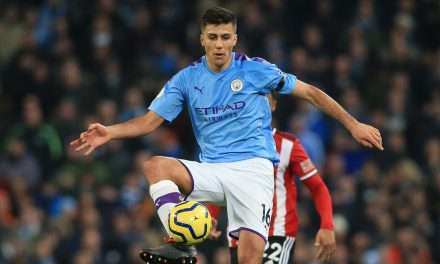 "Rodri: ""Manchester City have a better team than Real Madrid."""