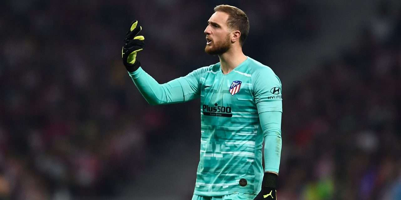 "Jan Oblak: ""Nothing would make me happier than winning the Champions League this year."""