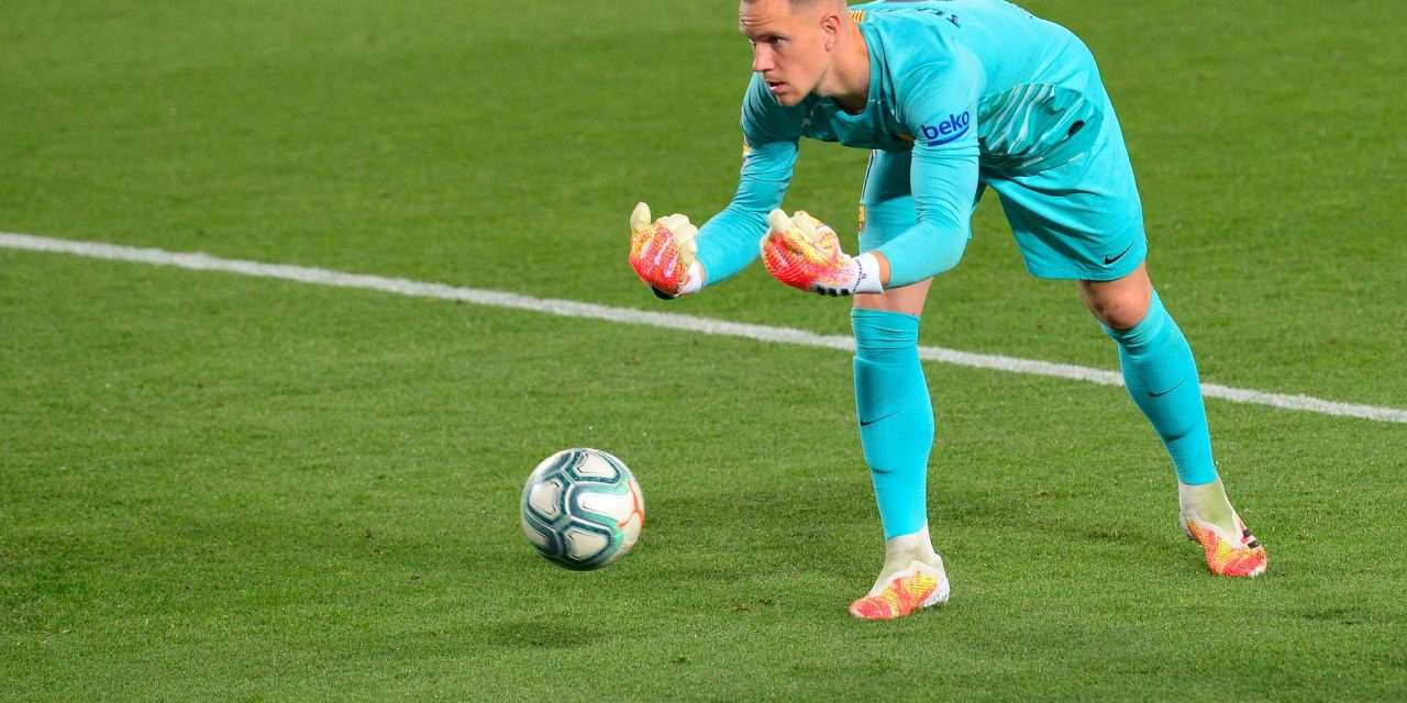 Marc André ter Stegen agrees to sign new deal with Barcelona until 2025