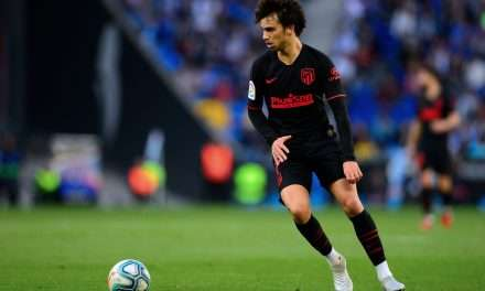 "João Félix: ""If I can do what Griezmann has done at Atlético, I'll be very happy."""