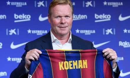 "Ronald Koeman: ""Of course Messi is disappointed, I would be too if I lost 8-2."""