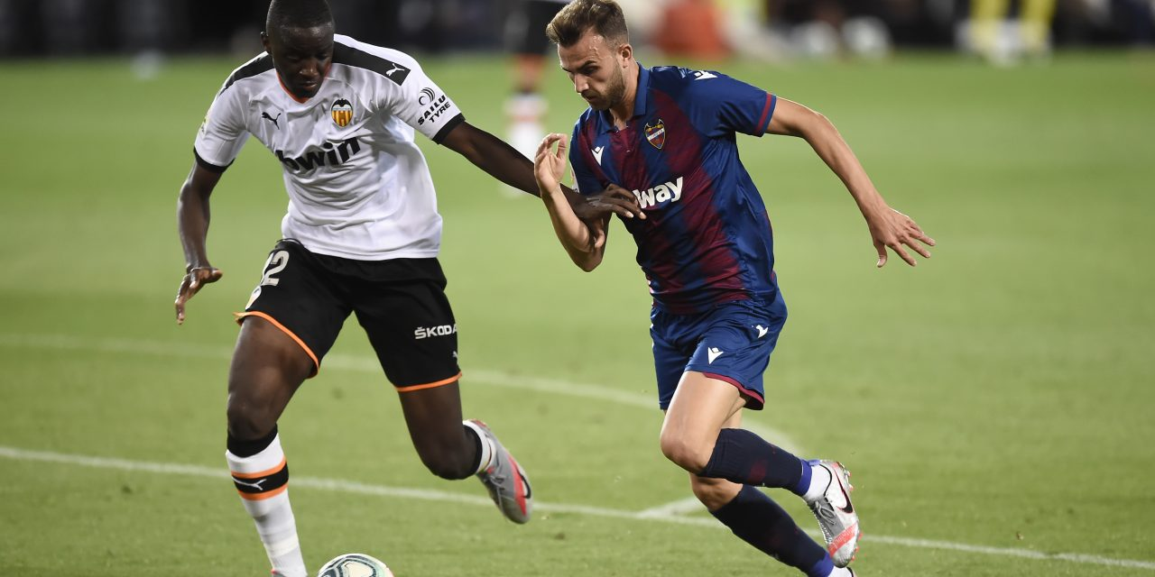 Valencia in negotiations with Real Madrid for Borja Mayoral