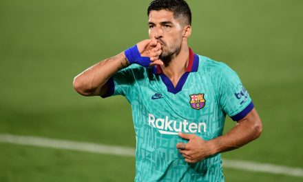 Ajax interested in re-signing Barcelona's Luis Suárez