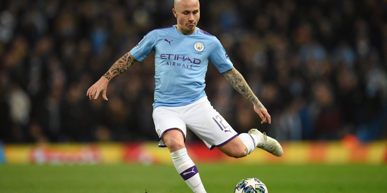 Barcelona make enquiry for Manchester City left-back Angeliño