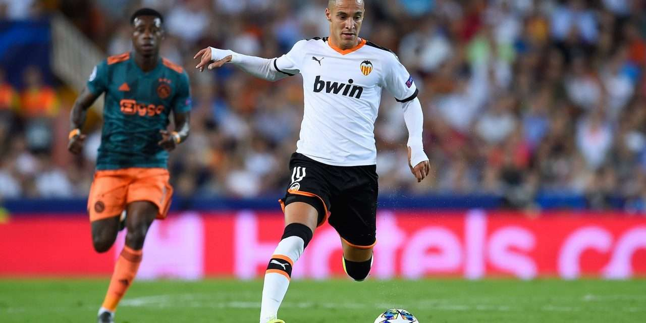 Leeds United in negotiations with Valencia for striker Rodrigo Moreno