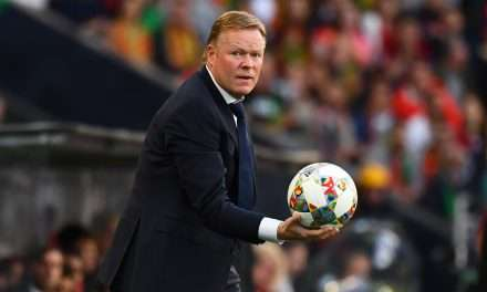 Ronald Koeman the favourite to take over at Barcelona