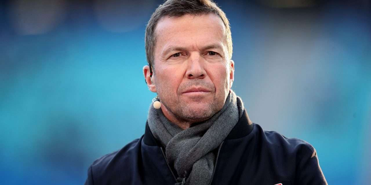 """Lothar Matthäus: """"Bayern will have to play badly to lose to Barcelona."""""""