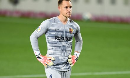 Barcelona shot-stopper Ter Stegen could face up to four months out through injury