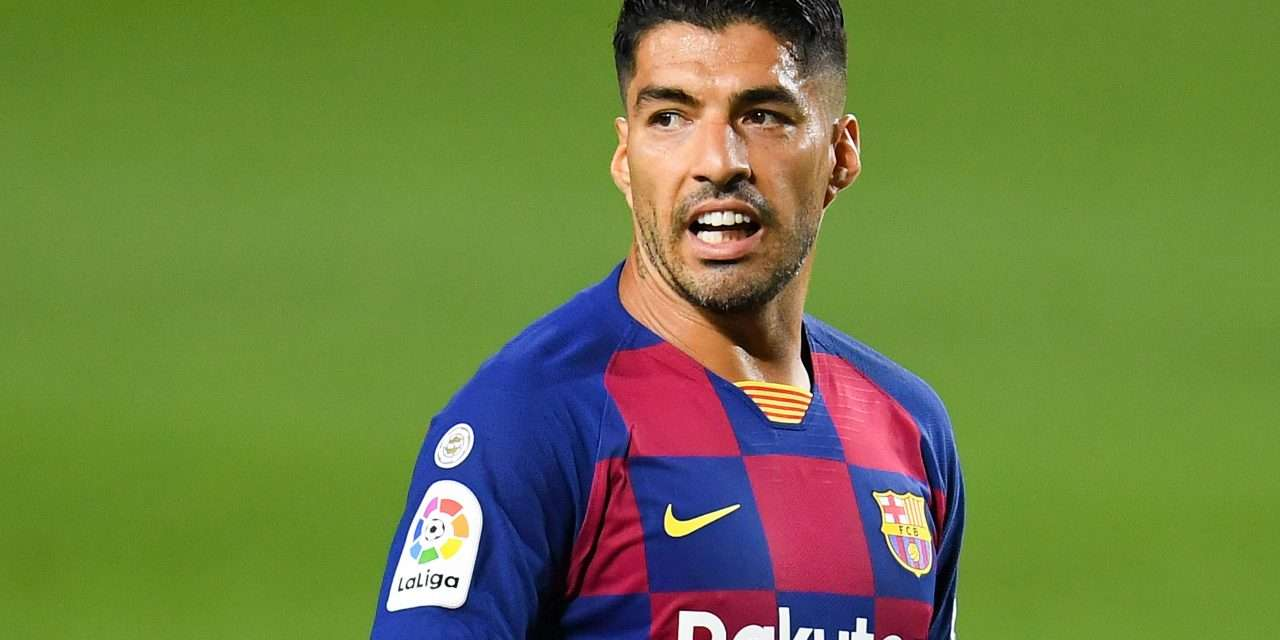 Suárez, Umtiti, Vidal & Rakitic told they can leave Barcelona