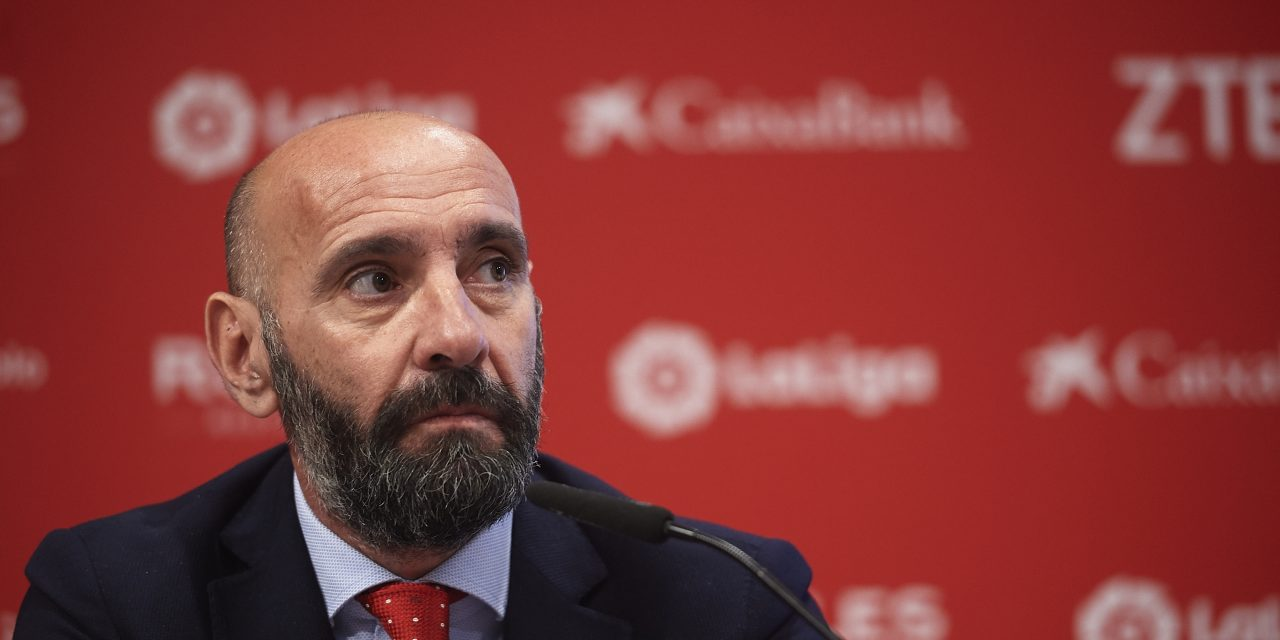"""Monchi: """"I think it will be difficult to bring Ivan Rakitic back to Sevilla."""""""
