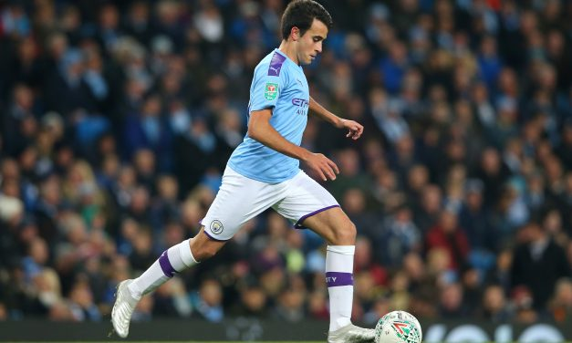 Manchester City defender Eric García set for return to Barcelona