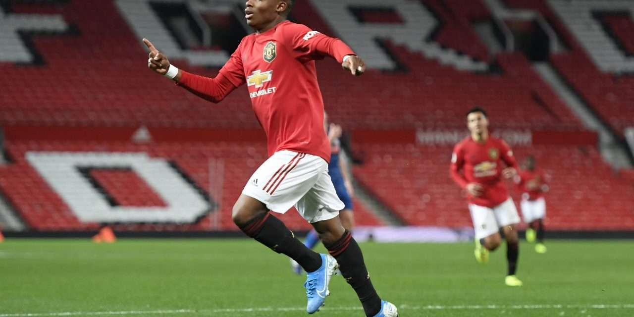 Official | Almería sign former Manchester United player Largie Ramazani