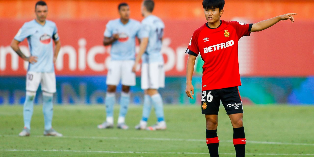Official   Takefusa Kubo joins Villarreal on loan from Real Madrid