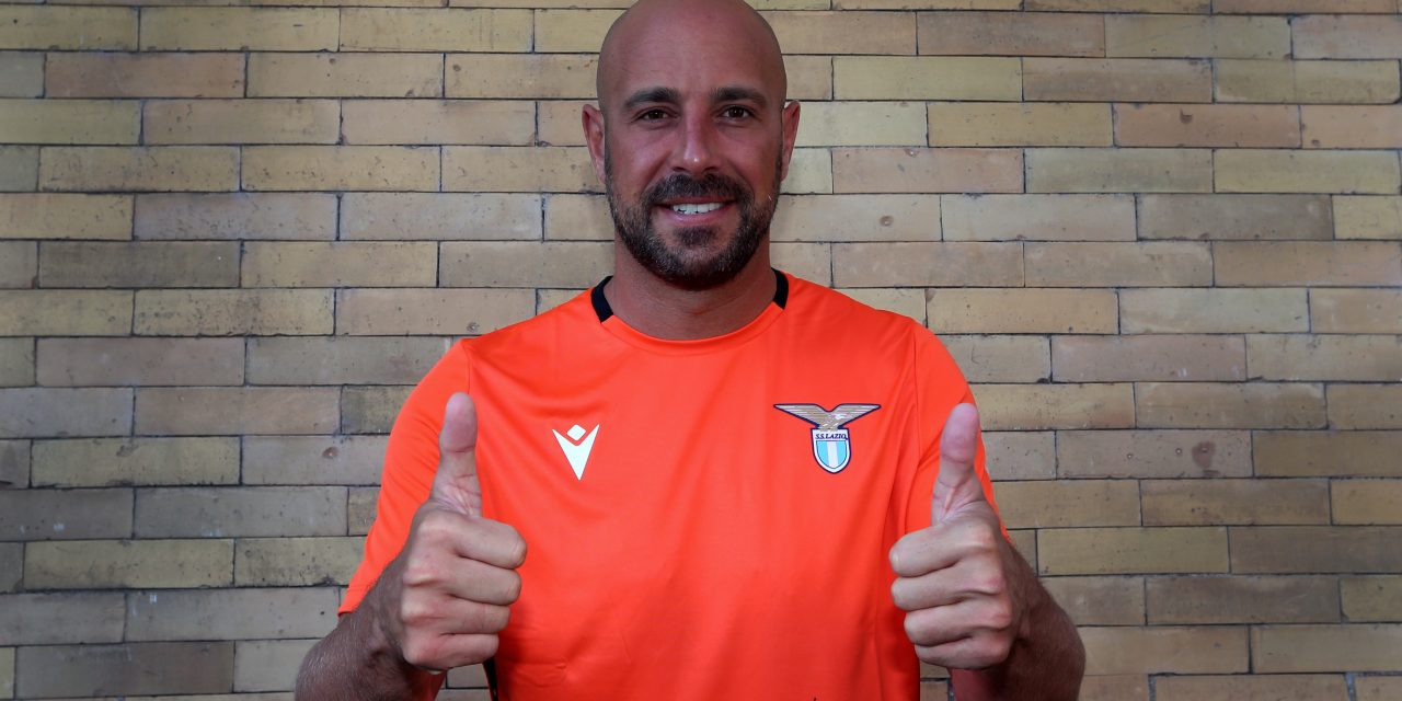 Official | Pepe Reina joins Lazio from AC Milan