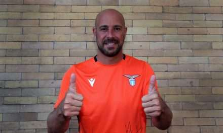 Official   Pepe Reina joins Lazio from AC Milan