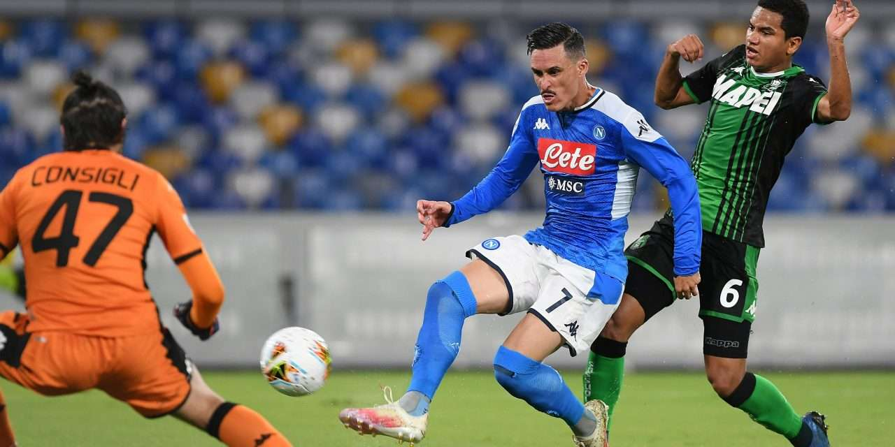Villarreal in advanced talks with Napoli player Jose Callejón