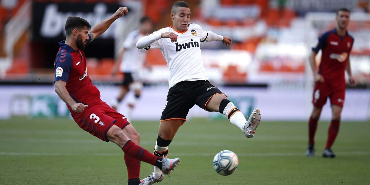 Leeds United reach agreement with Valencia to sign striker Rodrigo Moreno