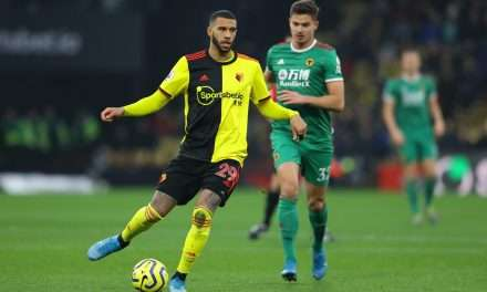 Valencia in talks to sign Étienne Capoue from Watford