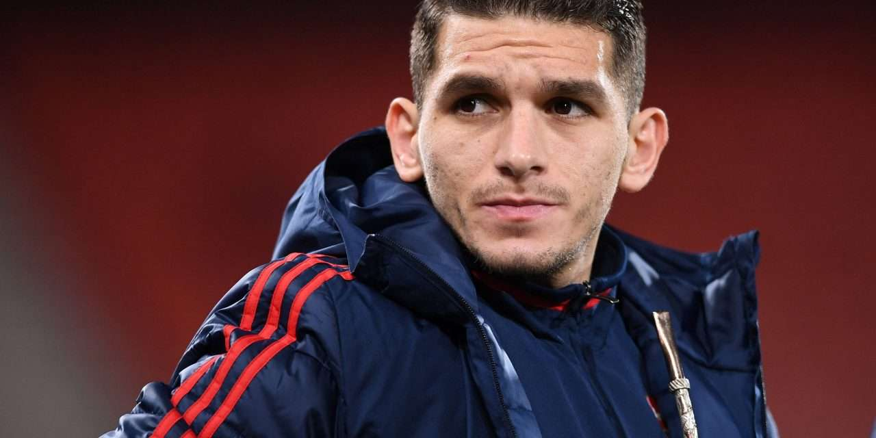 Lucas Torreira close to completing move to Atlético Madrid from Arsenal