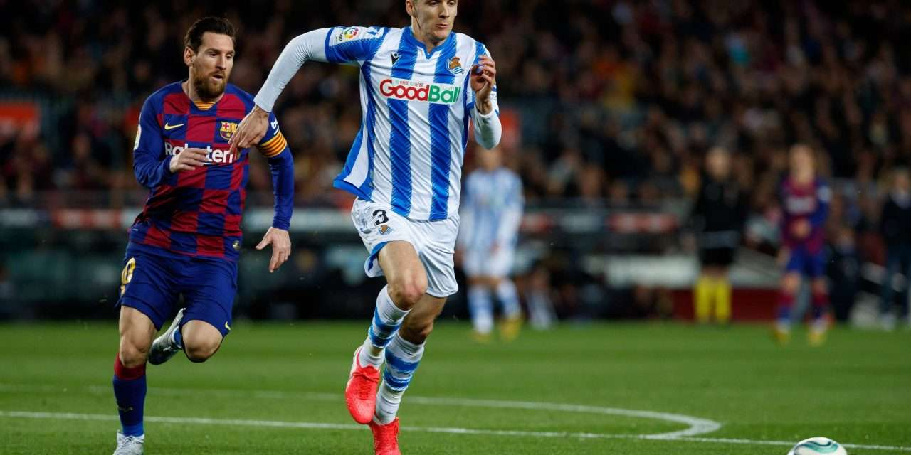 Leeds United in advanced talks with Real Sociedad for defender Diego Llorente