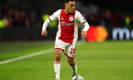 Barcelona and Ajax reach agreement for Sergiño Dest