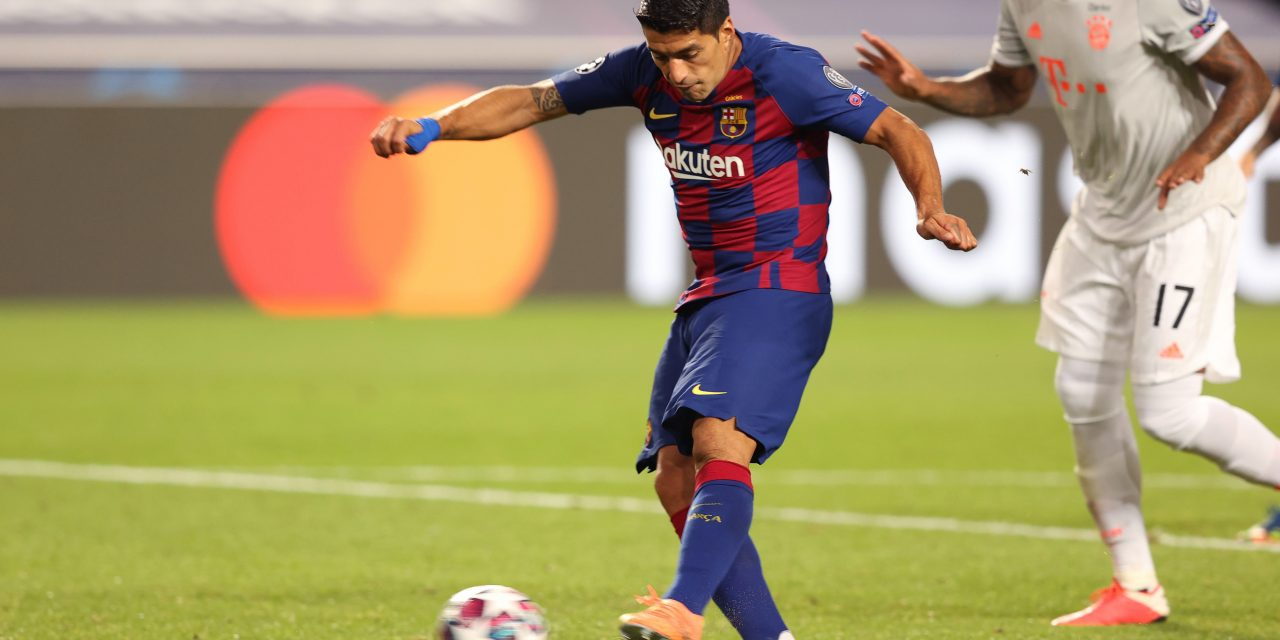 Juventus and Barcelona close to agreeing fee for Luis Suárez
