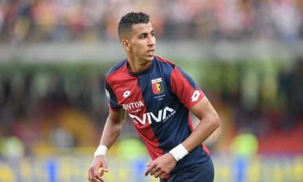 Jawad El Yamiq set to join Real Valladolid from Genoa