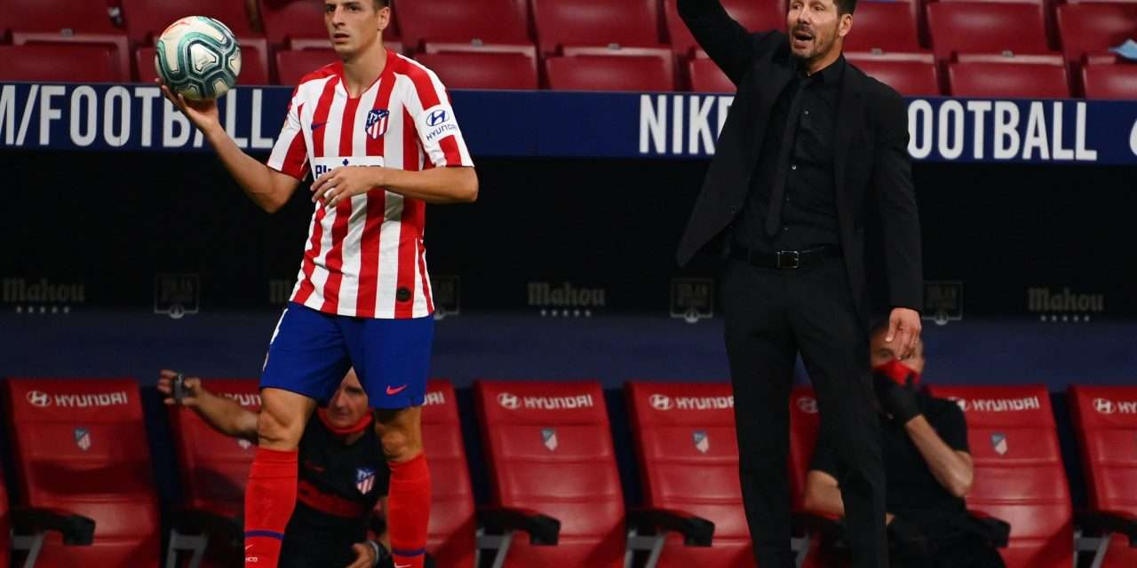 Santiago Arias close to completing move to Bayer Leverkusen from Atlético Madrid