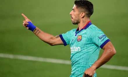 Luis Suárez agrees personal terms with Atlético Madrid