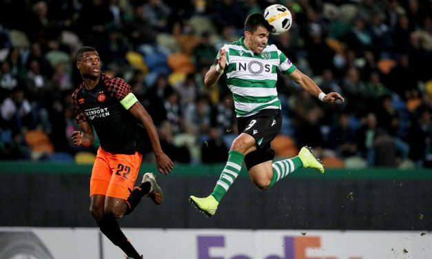 Sevilla in advanced talks to sign Marcos Acuña from Sporting CP