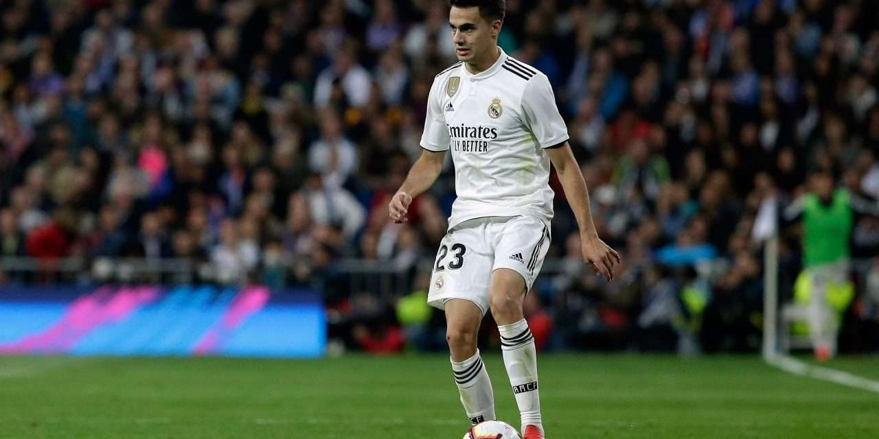 Sergio Reguilón set to join Tottenham from Real Madrid