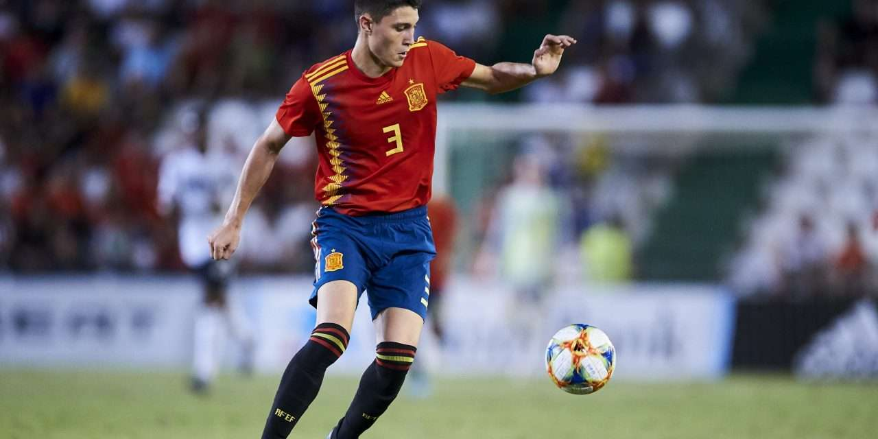 Spain U21 defender Jorge Cuenca joins Villarreal from Barcelona