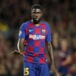 "Barcelona defender Samuel Umtiti: ""There were talks with Lyon."""