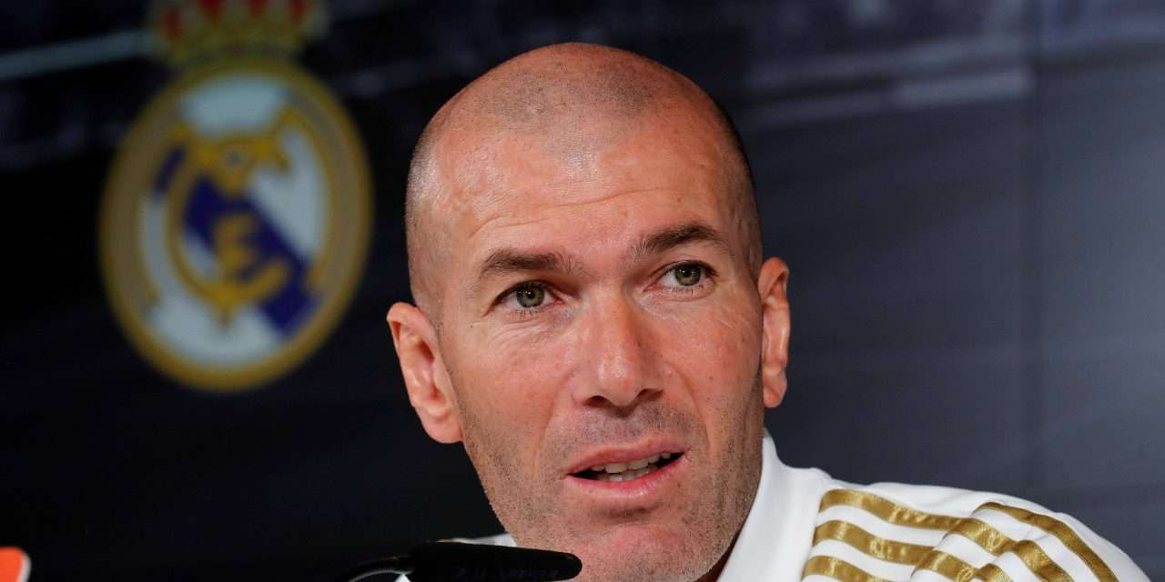 FEATURE   Zidane – yoga, managing Real Madrid in a pandemic and boring press conferences