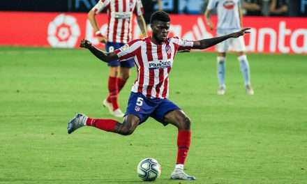 Official | Arsenal complete the signing of Thomas Partey from Atlético Madrid