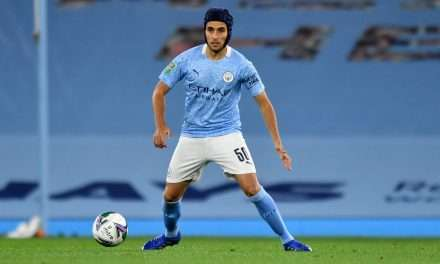 No Barcelona move for Manchester City defender Eric García