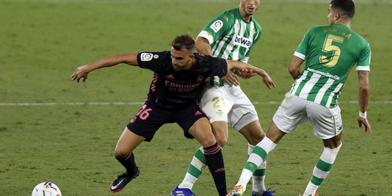 Official | Real Madrid striker Borja Mayoral signs for AS Roma on two-year loan deal