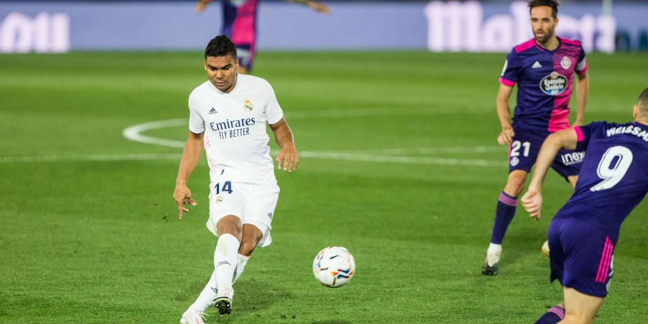 "Casemiro: ""Very few people know that my name is actually Casimiro."""