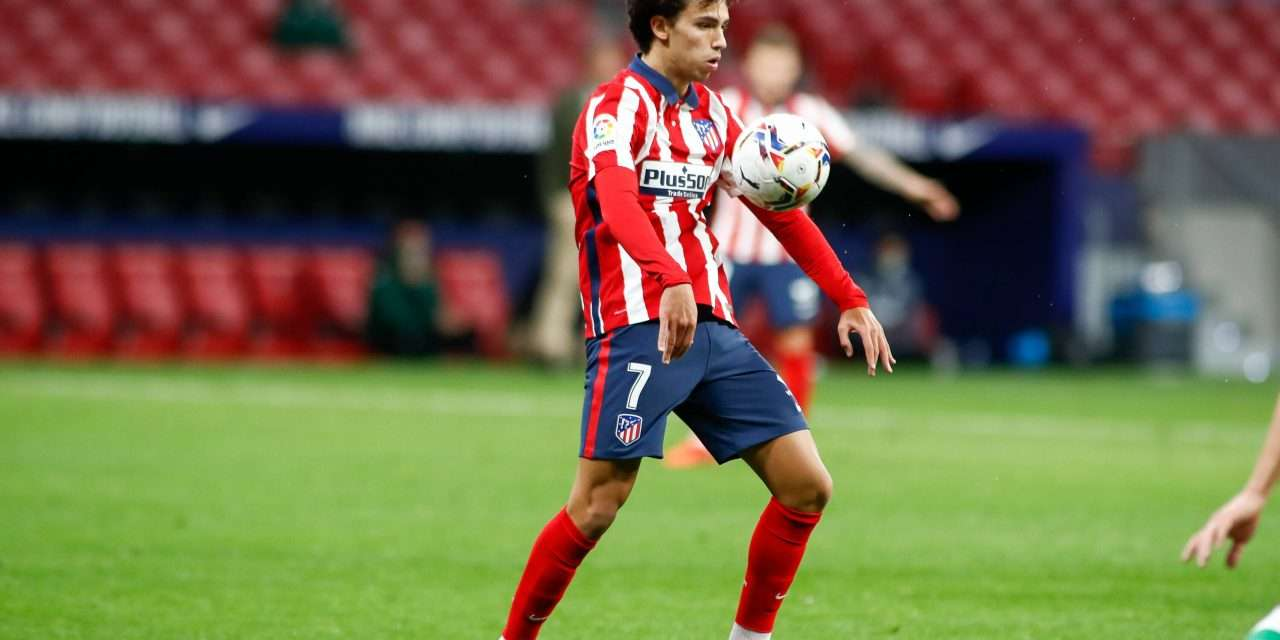 """Diego Simeone: """"With a great João Félix the team will be more competitive."""""""