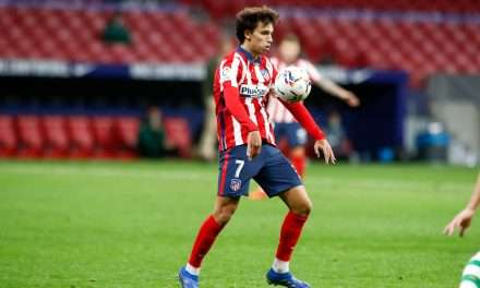 "Diego Simeone: ""With a great João Félix the team will be more competitive."""