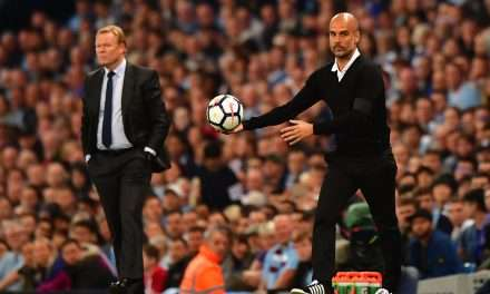 Pep Guardiola backs Ronald Koeman to succeed at Barcelona