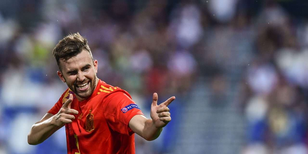 """Borja Mayoral: """"Zidane wanted me to stay at Real Madrid."""""""