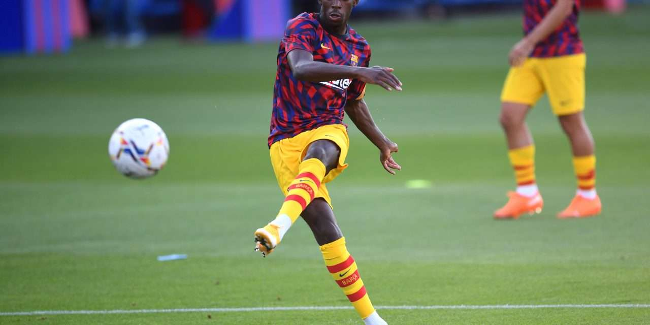 Ousmane Dembélé open to Manchester United move