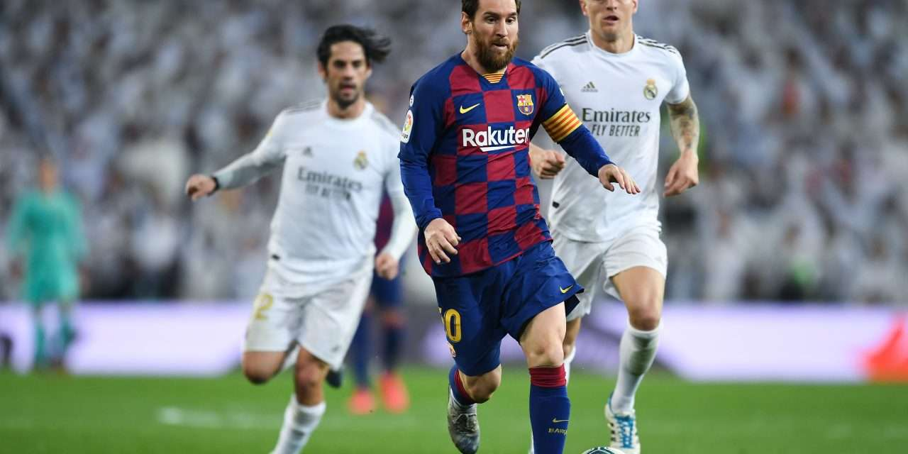 Preview El Clu00e1sico Barcelona Vs Real Madrid Get Spanish Football News