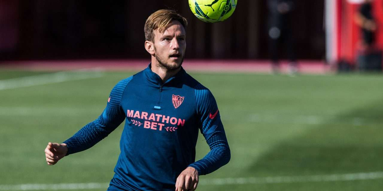 "Ivan Rakitic: ""We will have to be at our very best to beat Krasnodar."""