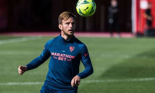 """Ivan Rakitic: """"We will have to be at our very best to beat Krasnodar."""""""